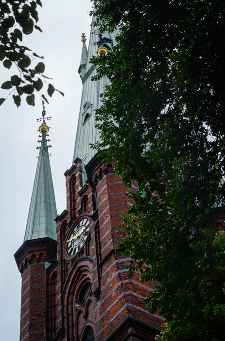 photoblog image St Clara Kyrka - Church of Saint Clare