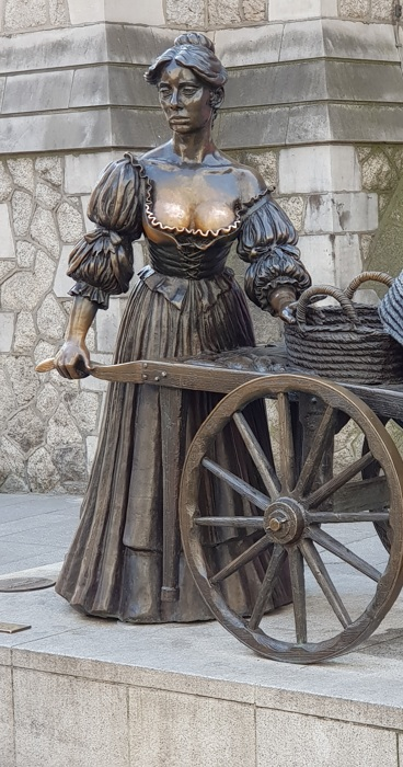 photoblog image Molly Malone